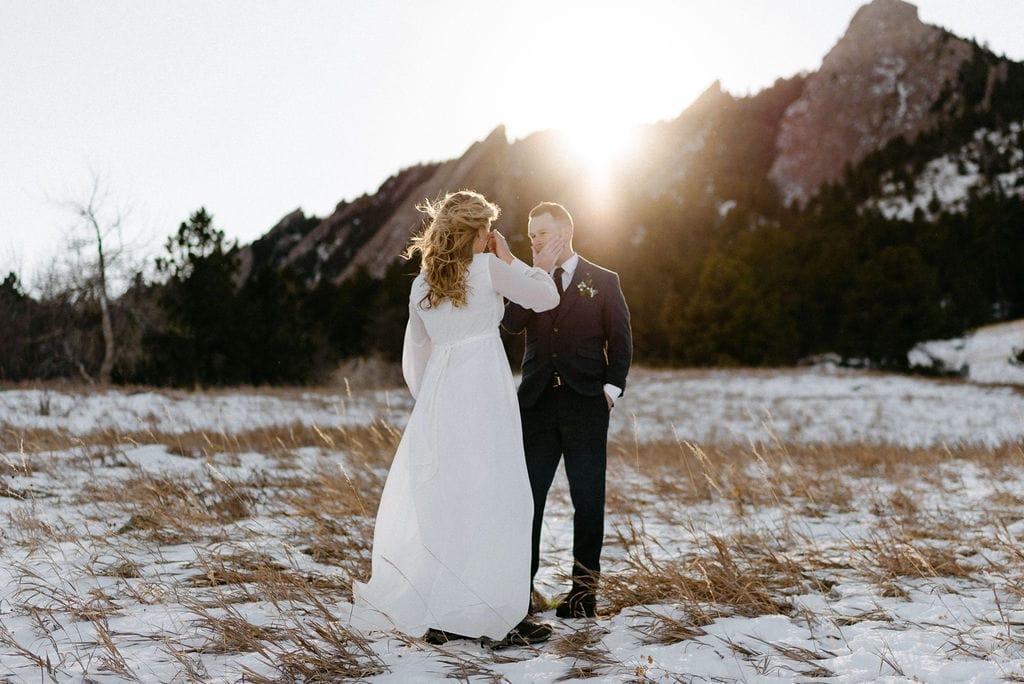 Top 25 Places to Elope in Colorado Chautauqua Park Boulder
