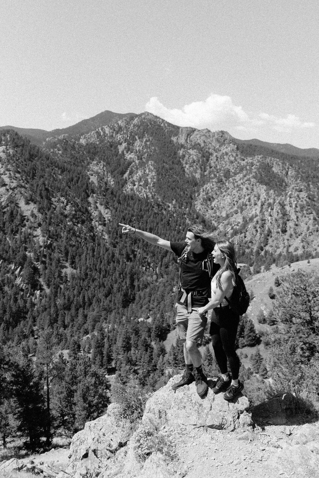 Engagement Session in Boulder Colorado