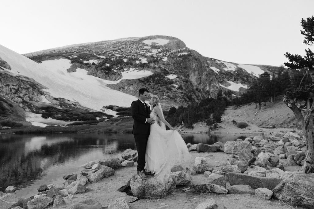Best Colorado Elopement Photographers