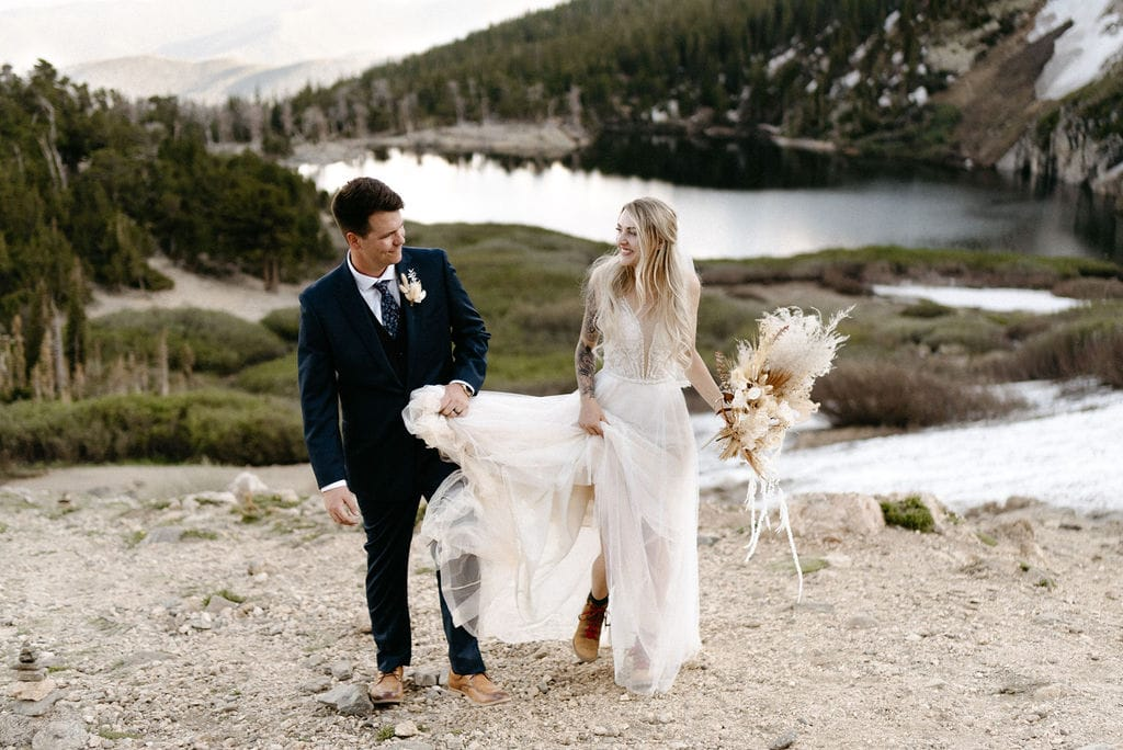 Best Places To Elope in Colorado