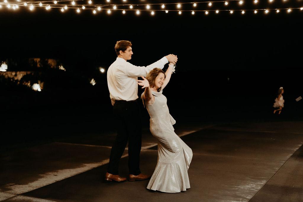 Bonnie Blues Event Venue Wedding Mother Son Dance